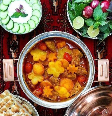 آموزش پخت تاس کباب , طرز تهیه تاس کباب , تاس کباب اصل